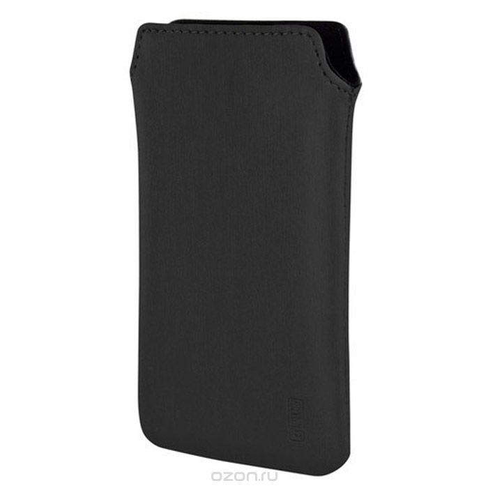 ArtWizz Metal Sleeve чехол дл¤ iPhone 4/4S, Black (AZ582BB)