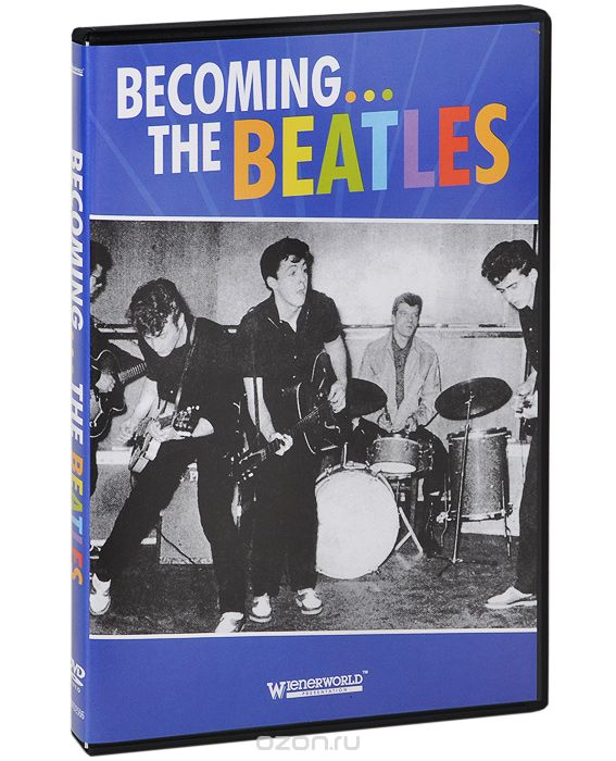 Becoming... The Beatles